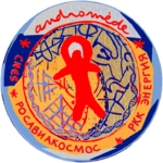ISS-Andromède mission patch.png