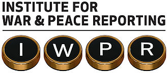 Institute for War and Peace Reporting - IWPR logo