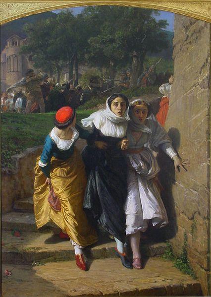 File:I Vespri Siciliani - Domenico Morelli 1823-1901.jpg