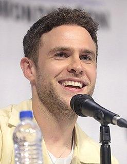 Iain De Caestecker Scottish actor