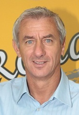 Ian Rush - Ian Rush in Singapore
