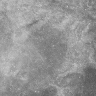 Ibn Yunus (crater) - Apollo 17 mapping camera image