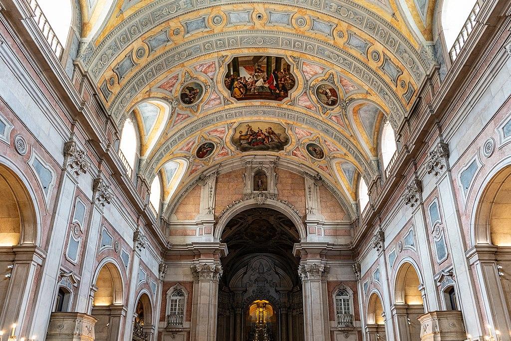 > Eglise Igreja São Nicolau de Lisbonne - Photo de Gilles Messian