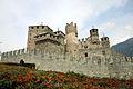 Il castello medioevale di Fénis.JPG