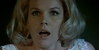 Carroll Baker - Baker as the titular tormented bride in The Sweet Body of Deborah (1968)