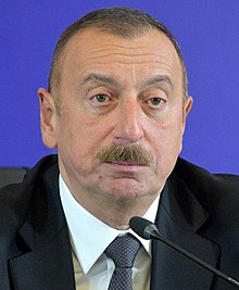 Image illustrative de l'article Ilham Aliyev