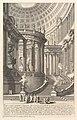 Imaginery ancient temple designed in the style of those built in honor of the Goddess Vesta . . . (Tempio antico inventato e disegnato alla maniera di quelli che si fabbricavano in onore della Dea Vesta . . . ) MET DP827976.jpg