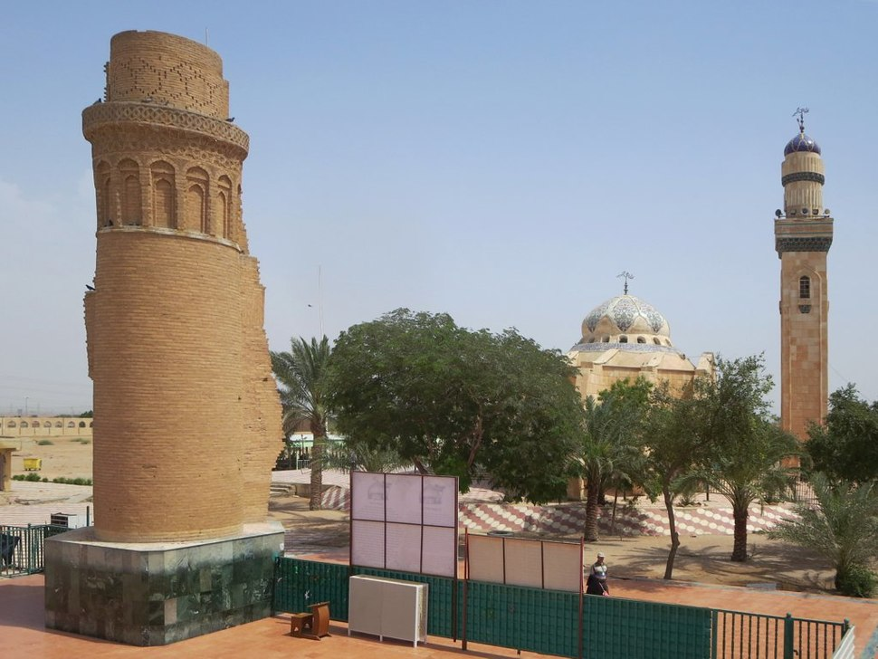Imam Ali Mosque in Basra