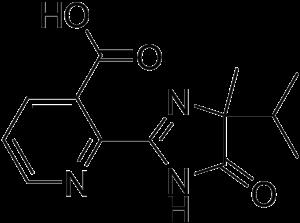 Imidazolinonas wikipedia la enciclopedia libre for Formula quimica del aceite de cocina