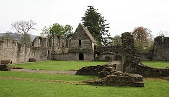 Inchmahome Priory - Inchmahome Priory