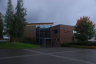 Inderøy District Court - The courthouse