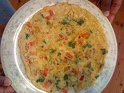 meaning of omelette