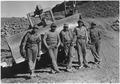 Indian construction workers at Boulder Dam, Nevada - NARA - 298638.tif