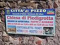 Indicazioni Chiesetta di Piedigrotta - Pizzo Calabro - panoramio.jpg