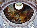 Innsbruck Dom St. Jakob Innen Kuppel 3.jpg