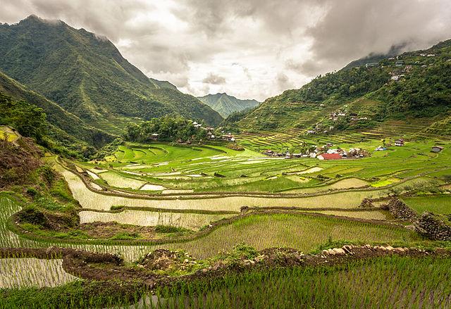 Banaue, Filipinas: Las terrazas de arroz de Batad