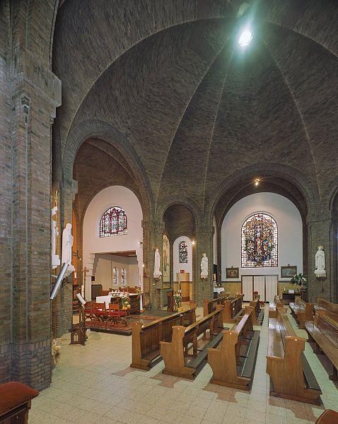 Bestand interieur kapel overzicht naar het noorden for Interieur eindhoven