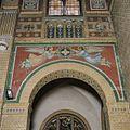 Interieur noorder transept, schildering boven boog - Tilburg - 20338534 - RCE.jpg