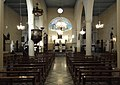 Interiors of the Syriac Catholic Cathedral, Damascus.jpg