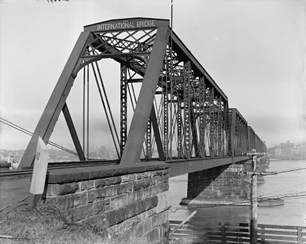 Swing Bridges In The United States Wikivisually