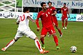 Iran vs. Montenegro 2014-05-26 (032).jpg