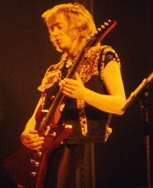 Seventh Son of a Seventh Son - Seventh Son of a Seventh Son marked the end of guitarist Adrian Smith's first stint in the band.