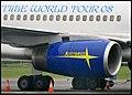 Iron Maiden Boeing 757 Brisbane-2+ (2264820724).jpg