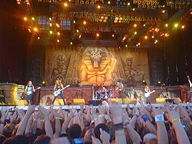 Iron Maiden in Warsaw 2008.JPG