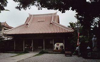 Ishigaki, Okinawa - Image: Ishigaki Torin Ji