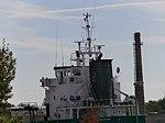 Isidor Limassol Funnel Paljassaare Shipyard Tallinn 8 September 2013.JPG