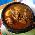 Island of Fufu surrounded by Meat and fish.jpg