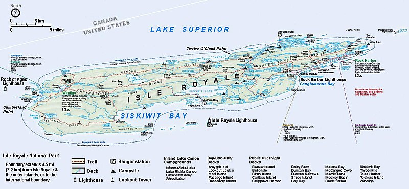 File:Isle Royale shipwrecks Lake Superior.jpg