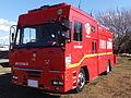 Isuzu, Fujisawa-city Fire engines(Fujisawa Rescue), Front Left Diagonal View.JPG
