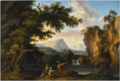 Italianate landscape with banditti conversing.png