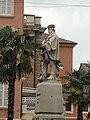 Italie, Ravenne, Piazza Giuseppe Garibaldi, monument à Giuseppe Garibaldi (48087102127).jpg