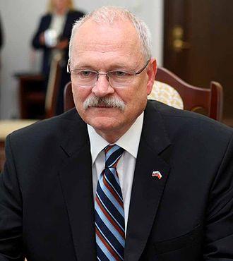 President of Slovakia - Image: Ivan Gašparovič