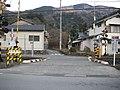 JR身延線 北沢踏切 - panoramio.jpg