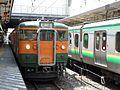 JRE 115-T1040 at Takasaki Station 20170528.jpg