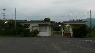 Fukushima-Imamachi Station Railway station in Kushima, Miyazaki Prefecture, Japan