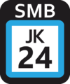 JR JK-24 station number.png