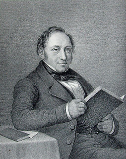 Johan Ludvig Heiberg (poet) Danish poet and critic (1791–1860)