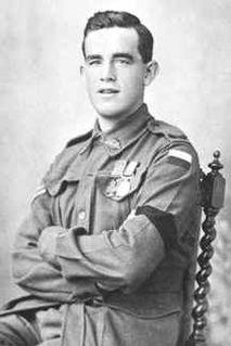 Thomas Axford Recipient of the Victoria Cross