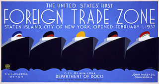 Foreign-trade zones of the United States