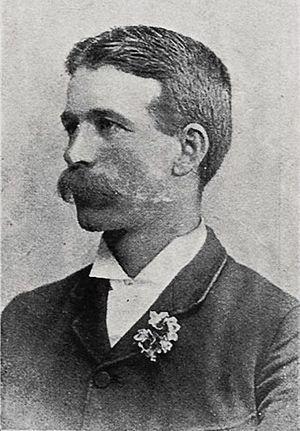 Waitemata by-election, 1894 - Image: Jackson Palmer