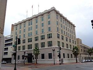 Henry John Klutho - Image: Jacksonville City Hall (Southeast corner)