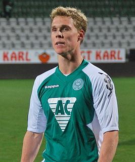 Jacob Egeris Danish footballer