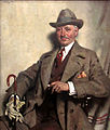 Jacob Epstein, Sir William Orpen, 1927.jpg