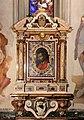 Jacopo vignola (dis.), tabernacolo di san carlo borromeo, 1570-1600 ca., con ritratto di scuola fiorentina, 01.jpg