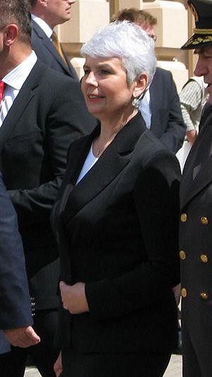 Croatia–Slovenia border disputes - Jadranka Kosor, Croatia's Prime Minister in 2009