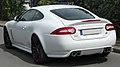 Jaguar XKR Coupé (X150) Facelift rear 20100717.jpg